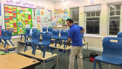 Photo of School Cleaning- A 'must do' in this deadly pandemic