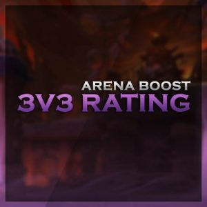 3V3 Arena Rating Boost