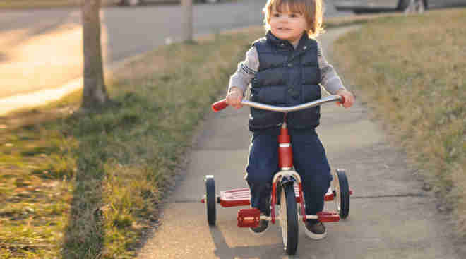best baby trailer bicycles