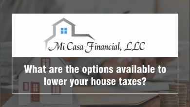 Photo of What are the options available to lower your house taxes?