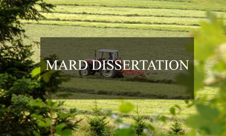 IGNOU MA Rural Development Project Online Help