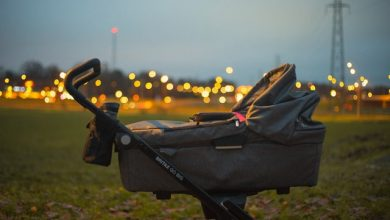 Photo of Advantages of Jogging Stroller for Tall Parents