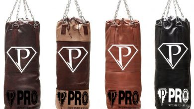 Photo of PUNCHING BAGS