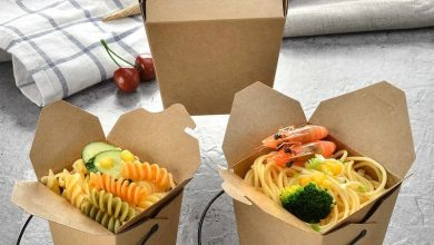 Photo of Chinese Takeout Boxes With or without handles