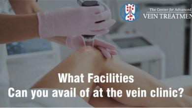 Photo of What Facilities Can You Avail Of At The Vein Clinic?