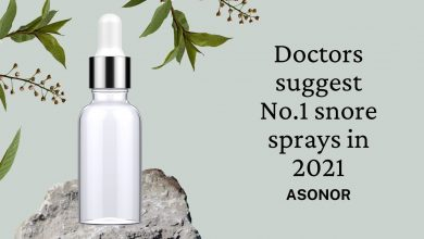 Photo of Doctors suggest No.1 snore sprays in 2021