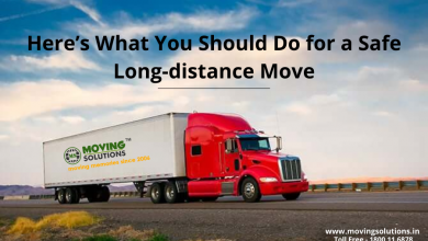 Photo of Here's What You Should Do for a Safe Long-distance Move