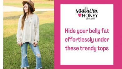 Photo of Hide your belly fat effortlessly under these trendy tops