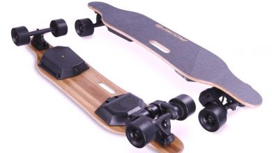 Photo of How to motorize a longboard