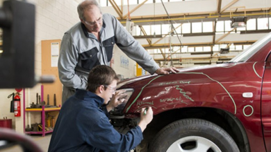 Photo of The 5 Most Common Auto Body Repair Shop Services