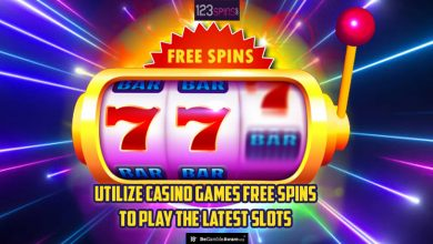 Photo of Utilize Casino Games Free Spins To Play The Latest Slots