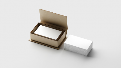 Photo of Features of The Business Card Boxes