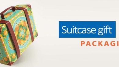 Photo of Get Custom Printed Cardboard Suitcase Packaging at Lowest Rates