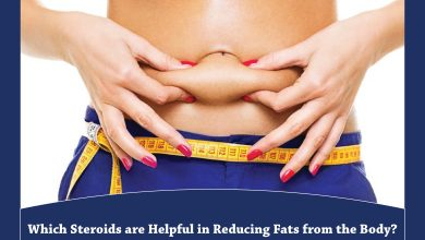 Photo of Which steroids are helpful in reducing fats from the body?