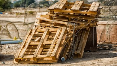 Photo of 7 Innovative Ways to Use Recycled Pallets