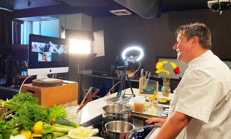 virtual chef events
