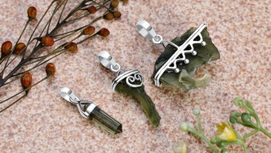 Photo of The Intergalactic Wonder Moldavite Jewelry – Rananjay Exports