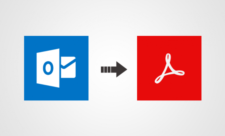Print and Convert PST Emails to PDF